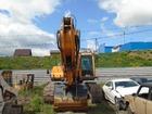 Фото в Стройтехника Экскаватор ГОД ВЫПУСКА:2014  Экскаватор HYUNDAI R430LC-9SH в Красноярске 11700000