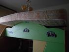 Фотография в Мебель и интерьер Мягкая мебель Продам кровать-чердак. Вид нового. Мало использовалась в Уяре 8500