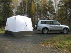 Уникальное изображение Рыбалка Палатка Куб 2,5х2,5х2,3, 6-ти местная Уралзонт 38153592 в Красноярске