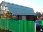 Изображение в Недвижимость Земельные участки Продам дом из оцилиндрованного бруса с мансардой в Красноярске 1100000