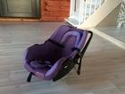 Просмотреть изображение Детская мебель Продам автолюльку 38326302 в Красноярске