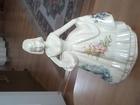 Изображение в   Оригинальная статуэтка «Девушка с корзинкой». в Красноярске 0