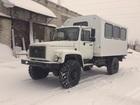 Увидеть foto Грузовые автомобили Вахтовый автобус ГАЗ 33081 с доставкой 38799535 в Красноярске