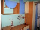 Уникальное фото  Продам б/у компьютерный стол 38945113 в Красноярске