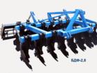 Скачать бесплатно изображение Почвообрабатывающая техника Борона БДФ навесная, 2,8м 39021299 в Красноярске