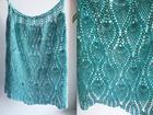 Скачать фото  ажурные юбки и другие изделия, вязанные крючком 39112690 в Красноярске
