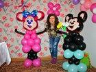 Скачать бесплатно foto Другое Гелиевые шары, Фигуры из шаров, Аэродизайн, 39137714 в Красноярске