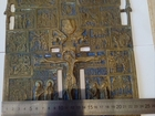 Свежее фото Антиквариат икона большое патриаршее распятие 54950028 в Красноярске