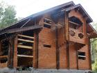 Увидеть фото  Строительство домов, коттеджей, бань, беседок 56320373 в Красноярске