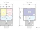 Смотреть изображение  Дачный дом 6*8,5м, с террасой ,балконом 67743550 в Красноярске