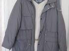 Свежее изображение Мужская одежда Плащ-пуховик длинный с капюшоном (отстегивается) на размер 52-54 68697594 в Красноярске