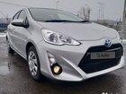 Toyota Aqua 1.5CVT, 2015, 81789км