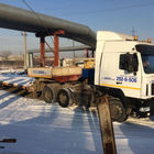 Аренда трала 40 тонн, длинна площадки 12 м