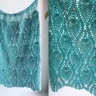 Ажурные юбки и другие изделия, вязанные крючком