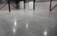 Промышленные бетонные полы,шлифовка бетона, топпинг