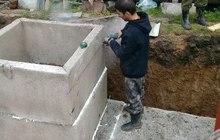 Предлагаю погреб монолитный, бетонный