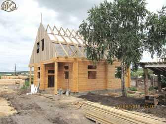 Новое фото Строительство домов Строительство, Дома, Дачи, Коттеджи, Бани, Постройки, 17902872 в Красноярске