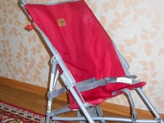 Смотреть фото Детские коляски Коляска - трость 31785936 в Красноярске