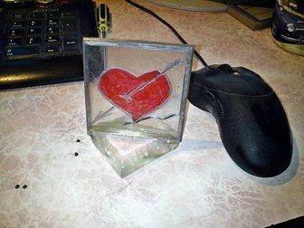 Увидеть foto  разбитое сердце 32554608 в Красноярске