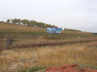Уникальное фото Земельные участки Продам участок ОД (общественно-деловое) на первой линии федеральной трассы М53 33597742 в Красноярске