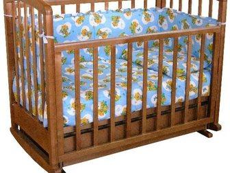 Свежее фотографию  Продам детскую кроватку! 33621971 в Красноярске