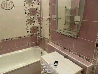 Уникальное изображение Строительство домов Ремонт помещений под ключ, Отделочные работы, сантехмонтаж, электромонтаж, 34494203 в Красноярске