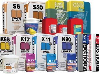 Скачать бесплатно фото Строительные материалы Строительные смеси Mapei, Litokol 34815482 в Абакане