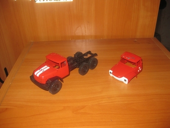 Скачать бесплатно изображение Коллекционирование Зил 131 , (KIT SSM) , Новое, Сборная модель автолестницы  55842888 в Красноярске