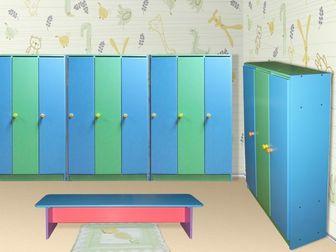 Свежее фотографию  Мебель для детских садов и центров 67397161 в Красноярске
