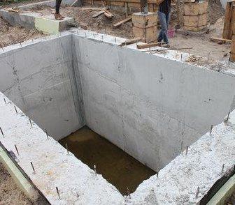 Фотография в   Предлагаем услугу установка монолитного погреба в Красноярске 0