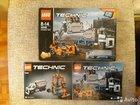 Lego Technic 42062 Оригинал