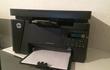 Продается бу принтер Laserjet Pro MFP 125rnw