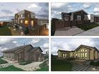 Новое изображение  Проект дома, проект бани, проект барбекю и пр, 34331617 в Москве