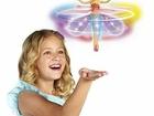 Скачать фото  Летающая интерактивная кукла-фея с подсветкой flying fairy - новый, 34541715 в Яхроме