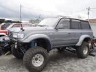 Смотреть foto  Toyota Land Cruiser 80 по Запчастям 34602099 в Уссурийске
