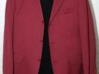 Просмотреть изображение  Малиновый пиджак для Дискотеки 90-х 34793029 в Москве