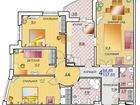 Изображение в   Продаю 4к. кв. Premium-класса, р-он ЦМР, в Краснодаре 9293000