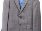 Свежее фото  Модный мужской пиджак популярного бренда ALBIONE (Италия) оптом 35578714 в Москве