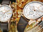 Свежее фото  Классические часы Ontheedge Business Хронограф 37076805 в Оренбурге