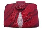Новое фото  Стильные кошельки, ремни, портмоне из кожи ската 37272225 в Тюмени