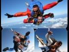 Скачать бесплатно фото  Прыжок с парашютом в тандеме с инструктором, 38017670 в Санкт-Петербурге