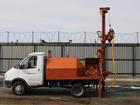 Изображение в   В базовой комплектации буровая установка в Иркутске 300000
