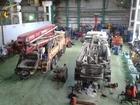 Скачать фото  Ремонт бетононасосов, гидравлики, электрики, запчасти в Краснодаре 38454539 в Краснодаре