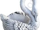 Скачать изображение  Скульптурf из бетона Вазон Лебедь выс 48 см, пр, Беларусь 38750627 в Мытищи