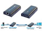Уникальное фотографию  Удлинитель HDMI по витой паре на 120 м, каскадирование сигналов по сети Ethernet - LKV373 38802459 в Киеве