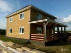 Скачать бесплатно foto  Строительство деревянных и каркасных домов 38919991 в Кургане