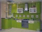 Просмотреть изображение  Кухонные гарнитуры с фасадом из пластика 39143380 в Москве