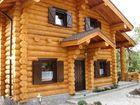 Уникальное foto  Дома бани из бревна оцилиндрованного и рубленного 39211440 в Брянске