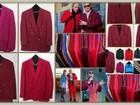 Просмотреть фотографию  Новорусский пиджак малинового цвета для вечеринки 90х 39217119 в Москве