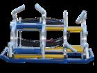 Смотреть foto  Гидравлический сварочный аппарат для стыковой сварки полимерных труб 50-160 39523078 в Минске